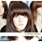 Layered Cut Medium Length Stylish Women Wig 3bebe