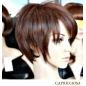Sleek Short Classic Layered Cut Women Wig