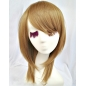 Classic Layered Cut Style Synthetic Wig Piece