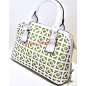 Vintage Cut-out Design Classic Women Handbag