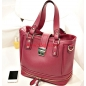 Classic Design Tote Bag Women Shoulder Bag