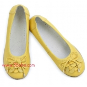 Genuine Leather Classic Women Flat Shoes