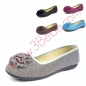 Classic Women Flat Shoes Comfortable Round Toe Design