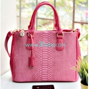 Casual Pattern Design Fashion Leather Handbag